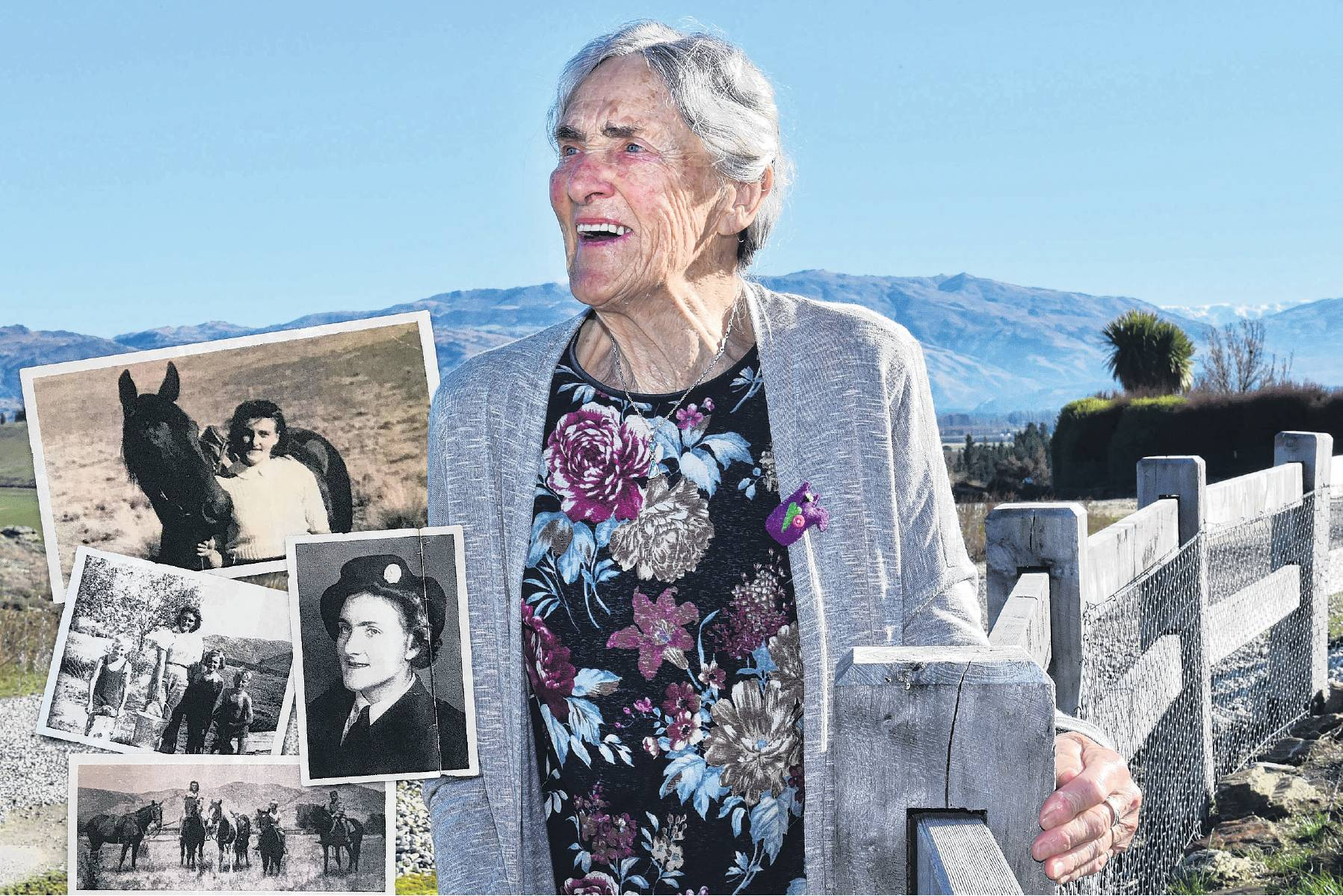 Sadie Lietze is looking forward to the unveiling of a memorial plaque to recognise the efforts of...