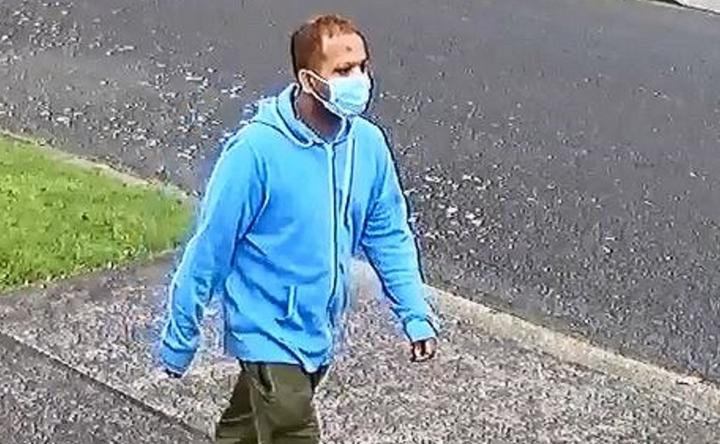 Police are appealing for information about this man. Photo: Supplied / NZ police