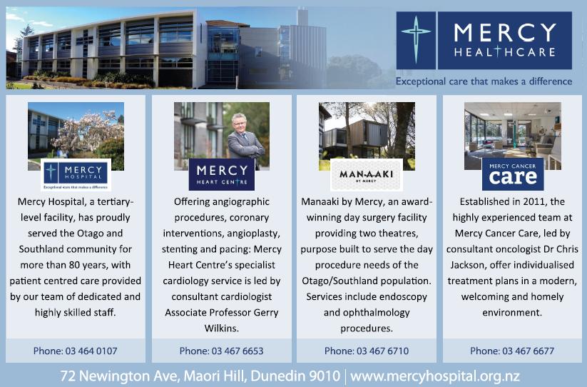 Mercy Healthcare 2018