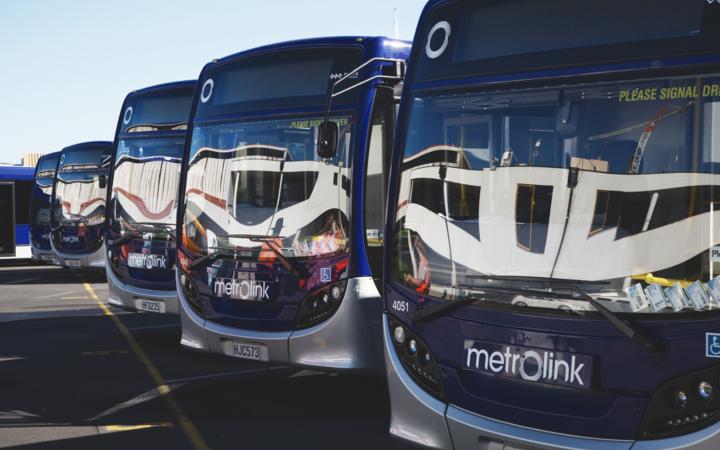 Photo: Facebook / NZ Bus via RNZ