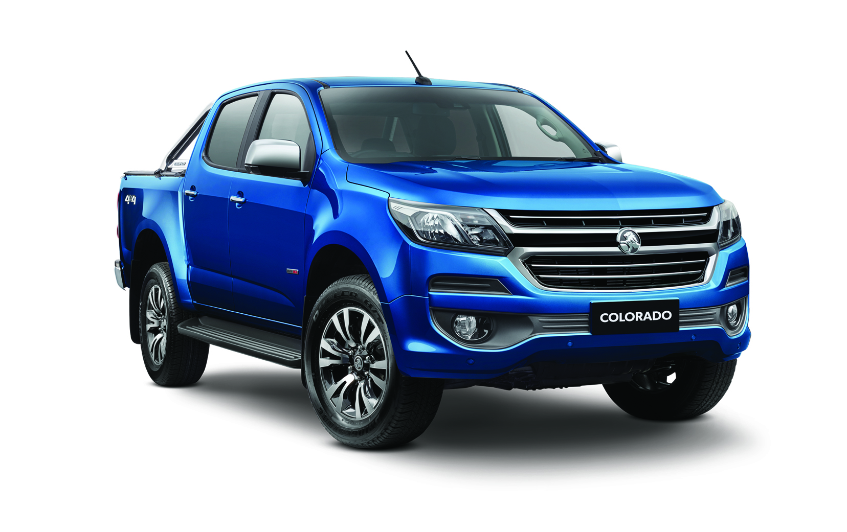 Holden Colorado LTZ 4WD