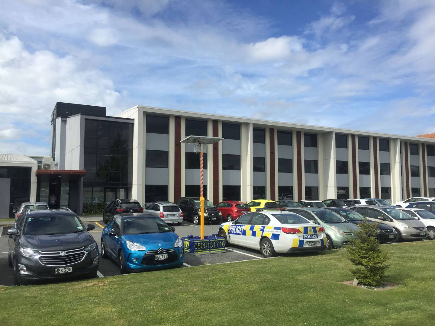 Officials have confirmed 11 positive cases at the Sudima hotel quarantine facility. Photo: Kurt...