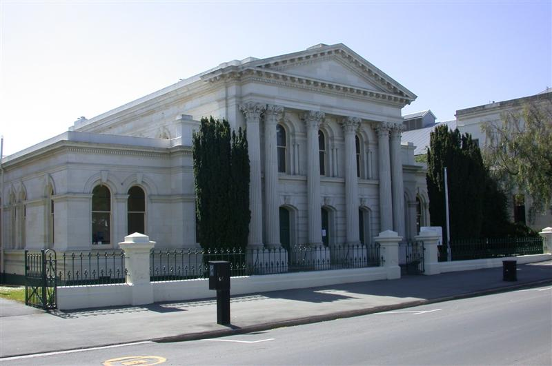 The man appeared in the Oamaru District Court this week. Photo: ODT files
