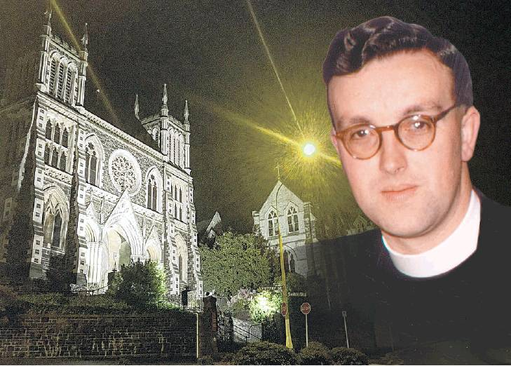 Fr Magnus Murray was allowed to continue as a priest, including contact with children, for nearly...