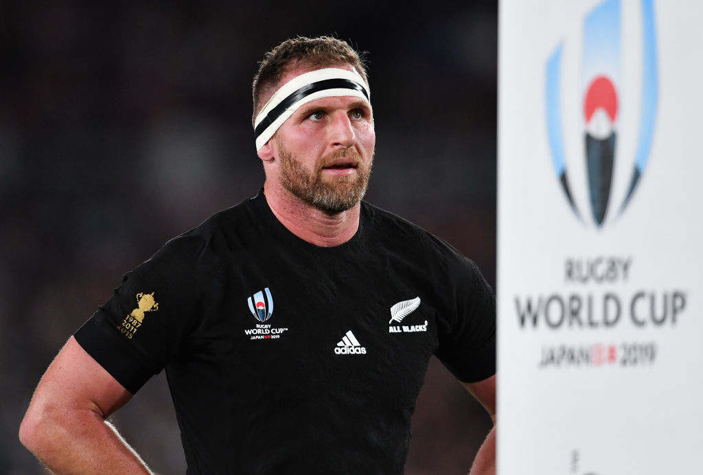 All Blacks captain Kieran Read. The team's final pool B match against Italy on Saturday is...