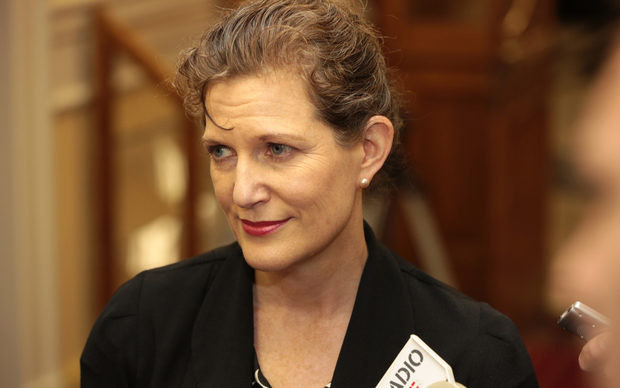 SIS boss Rebecca Kitteridge. Photo: RNZ