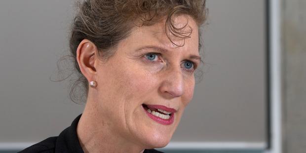 SIS Director-General Rebecca Kitteridge. Photo: NZ Herald