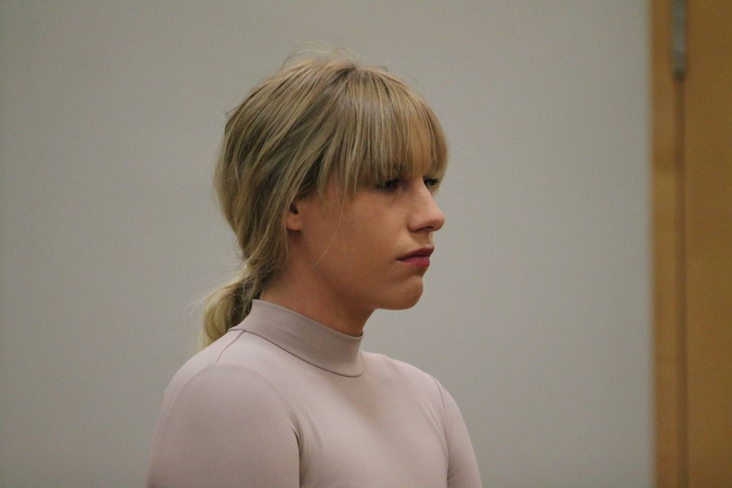 Rouxle Le Roux was sentenced to home detention in the Auckland District Court. Photo: NZ Herald