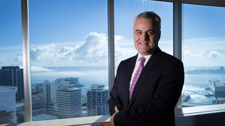 Ryman Healthcare chief executive Gordon Macleod. Photo: NZ Herald