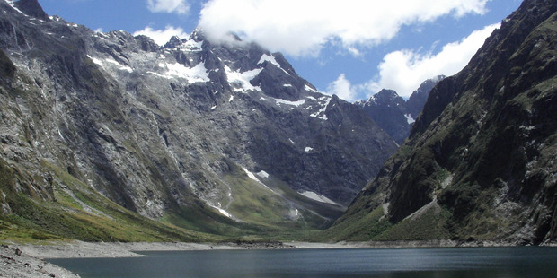 Name release - missing climbers found in Fiordland