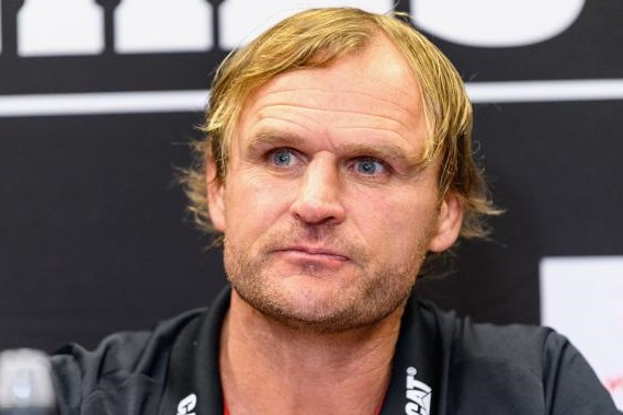 """Scott Robertson on not being picked as All Blacks coach: """"I honestly felt like I would have made..."""