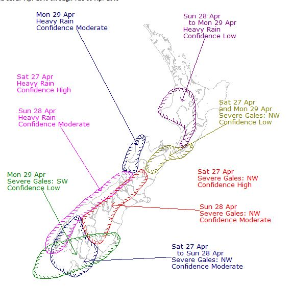 Image: MetService