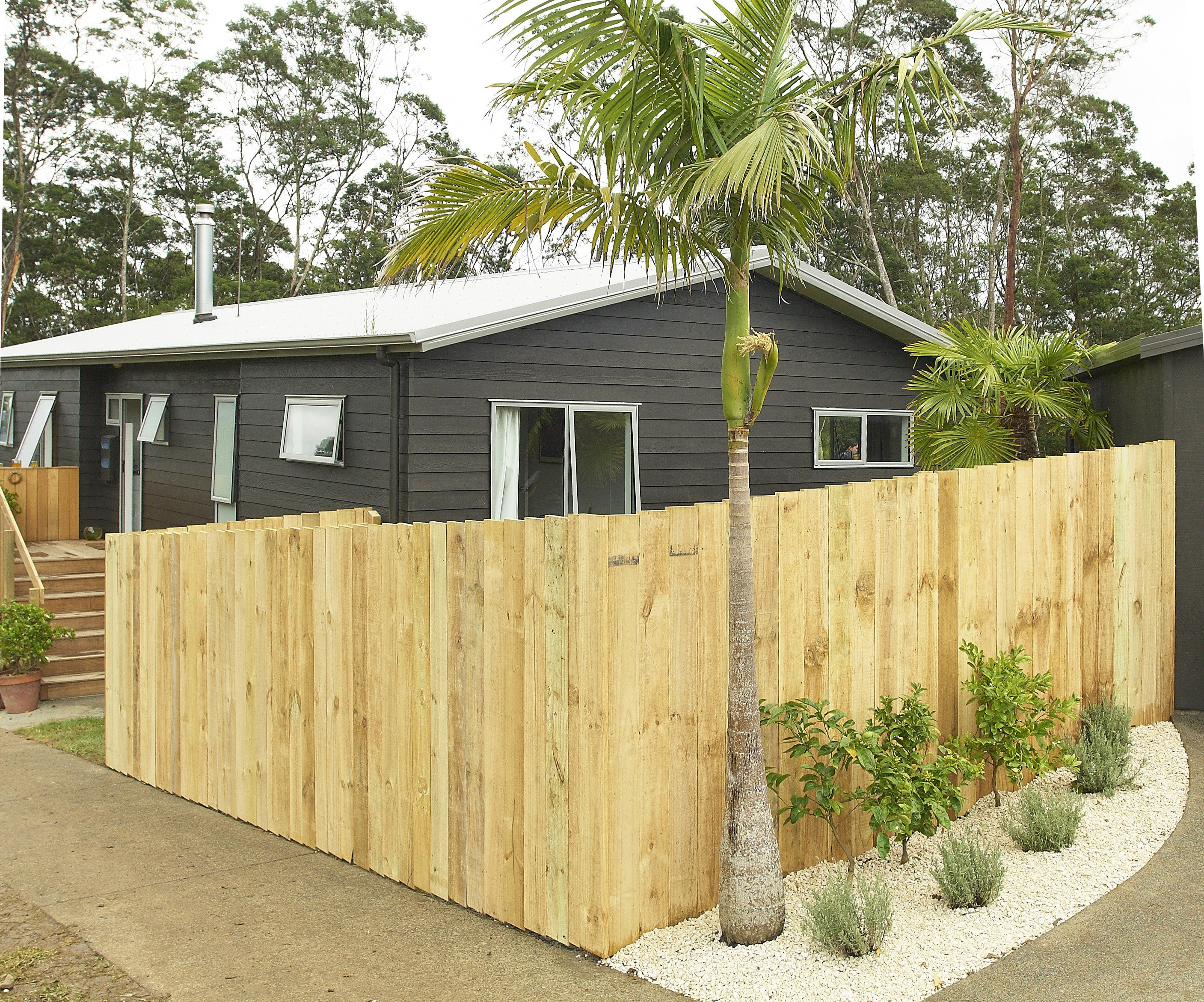 do it yourself how to build a fence otago daily times. Black Bedroom Furniture Sets. Home Design Ideas