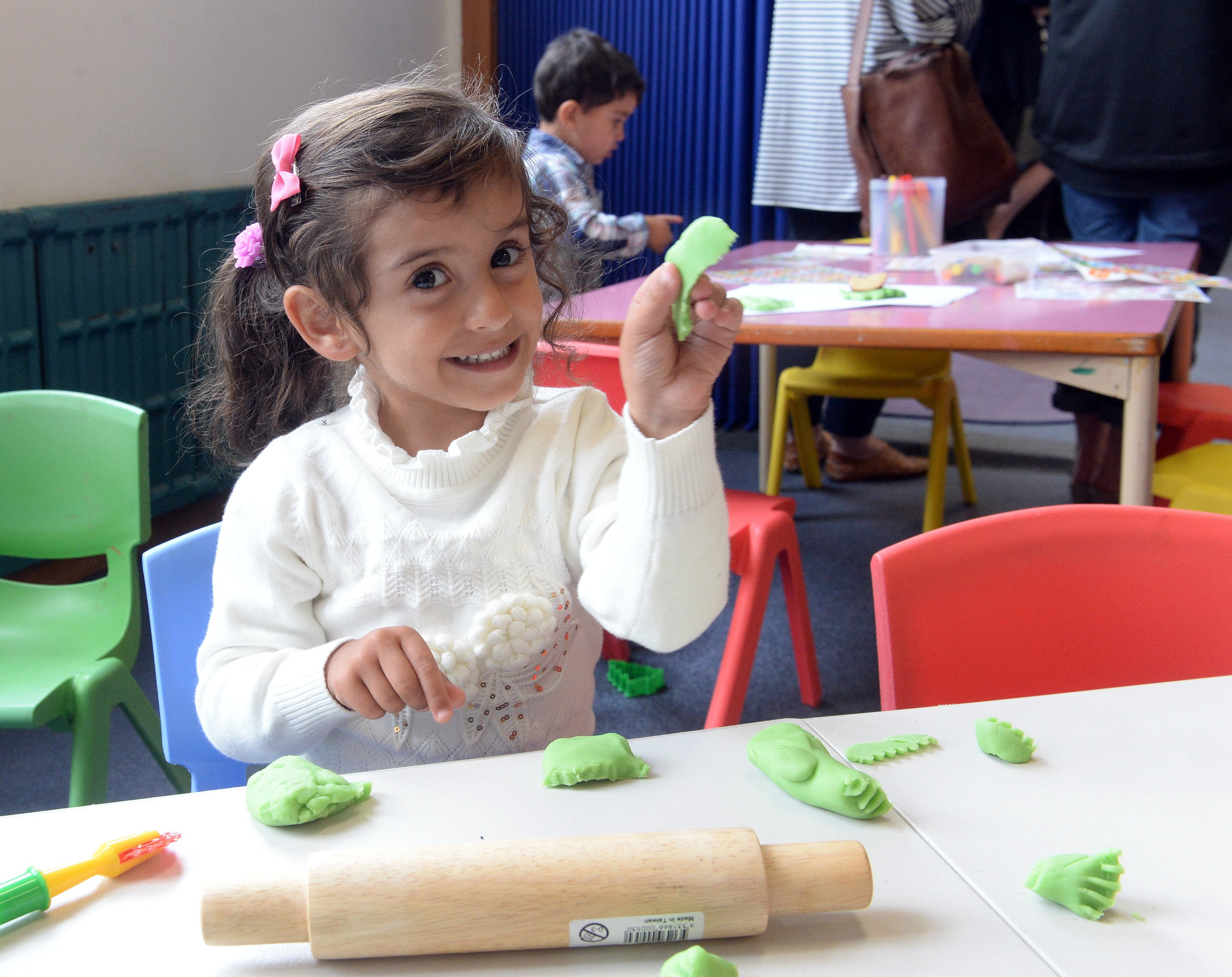 New playgroup multilingual
