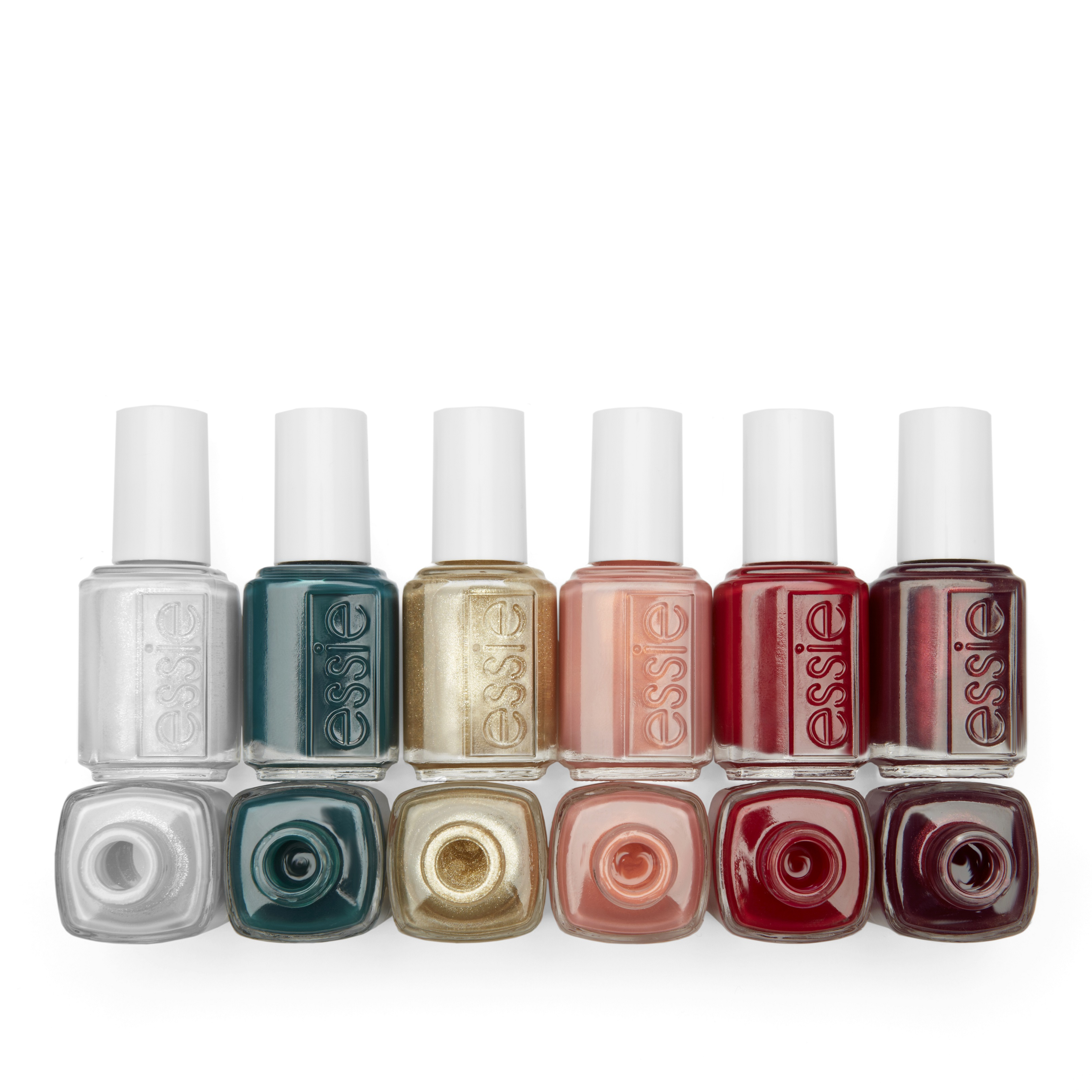Essie's swinging sixties winter collection