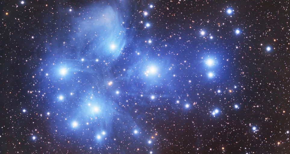 Matariki, a beautiful cluster of stars. Photo: NZ Herald