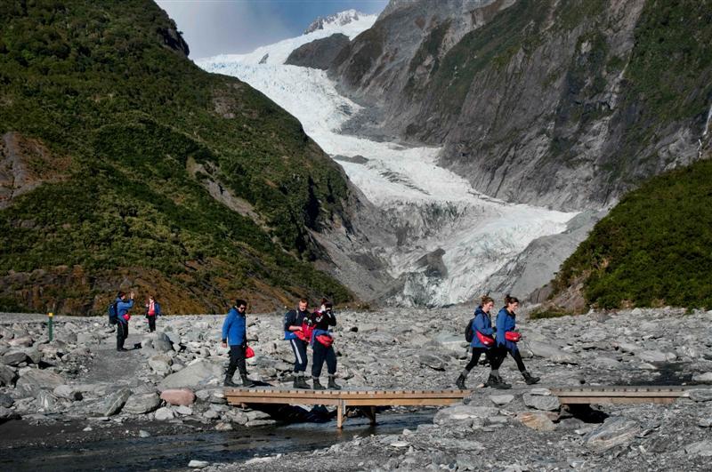 Fox Glacier Guided Tour