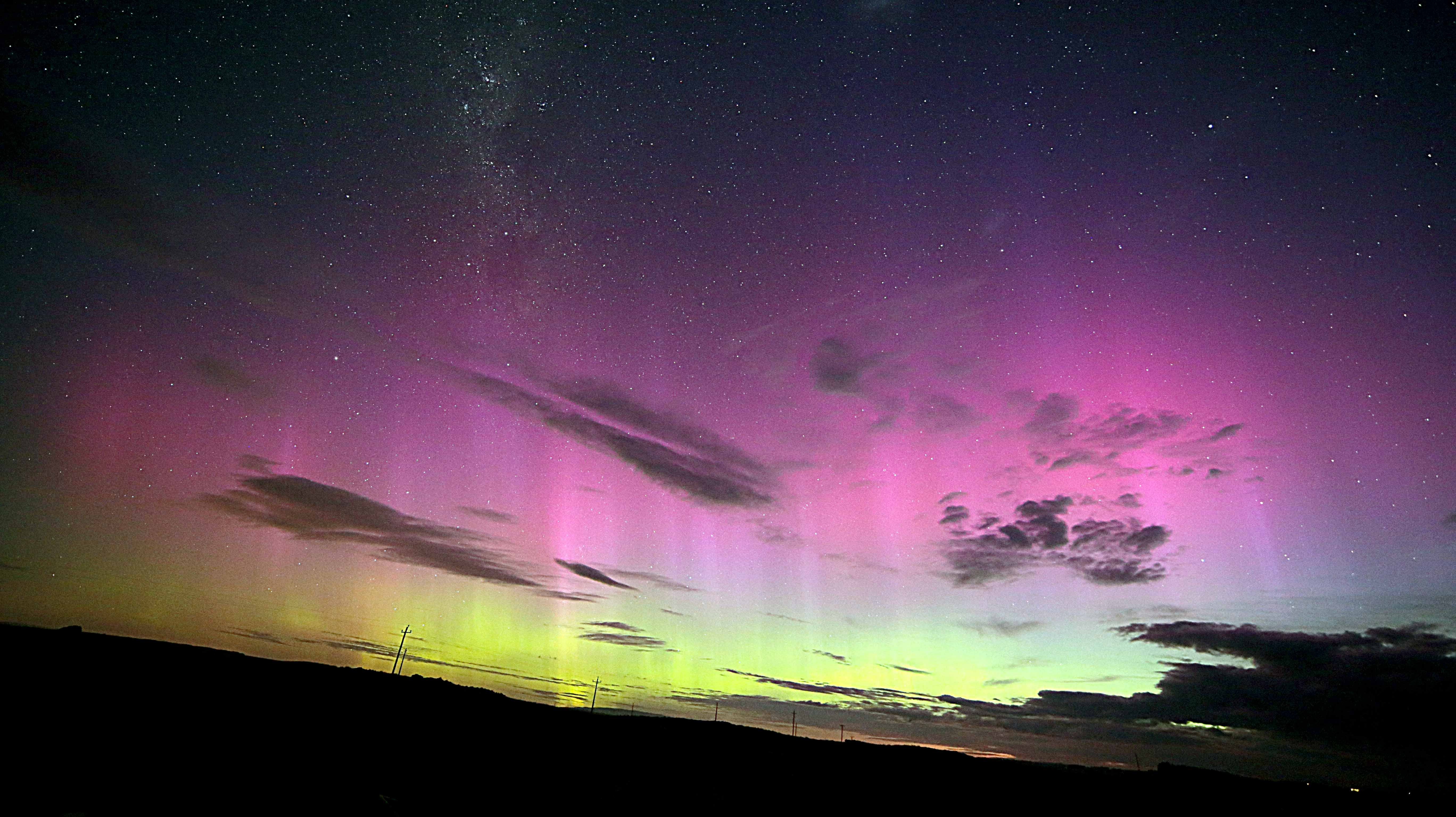 Chance To See The Southern Lights Tonight
