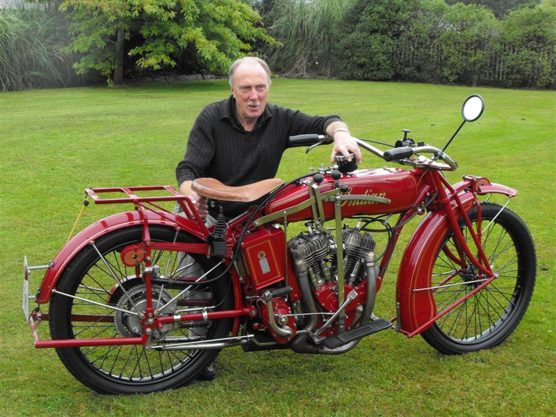 Indian motorcycle rally in town today otago daily times for American traveler motor club