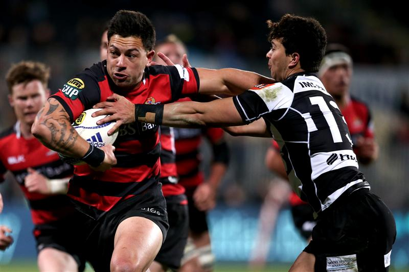Rugby: Canterbury too good for Hawke's Bay | Otago Daily Times