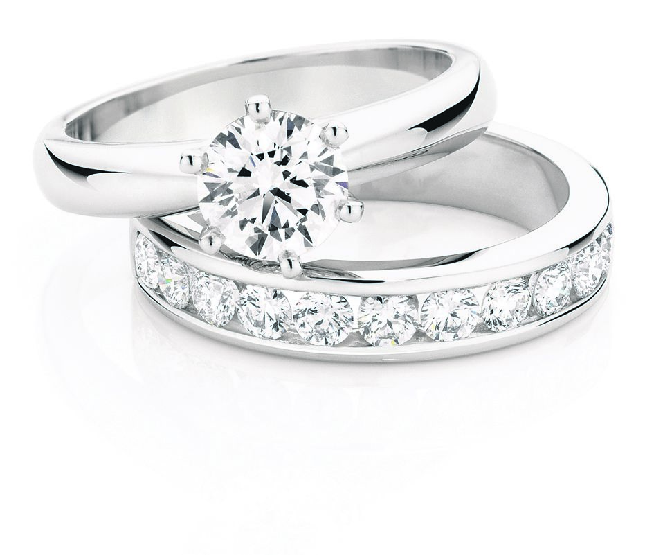 Selecting Your Wedding Rings Engagement