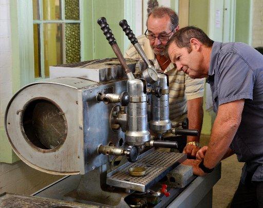 combo coffee espresso maker grinder
