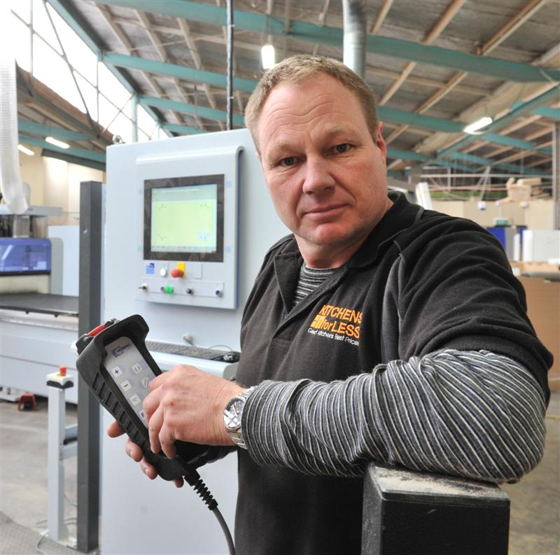Cutting-edge machine boon for kitchen business | Otago Daily Times ...