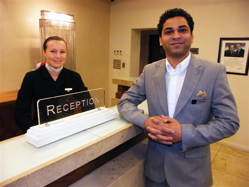 Pair in running for NZ's top receptionist award   Otago Daily ...