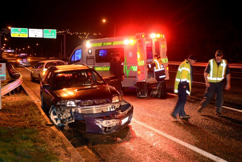 Dunedin Car Crash