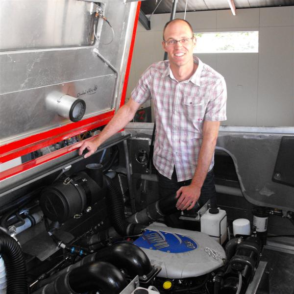 New, powerful engines at Shotover Jet to use less fuel