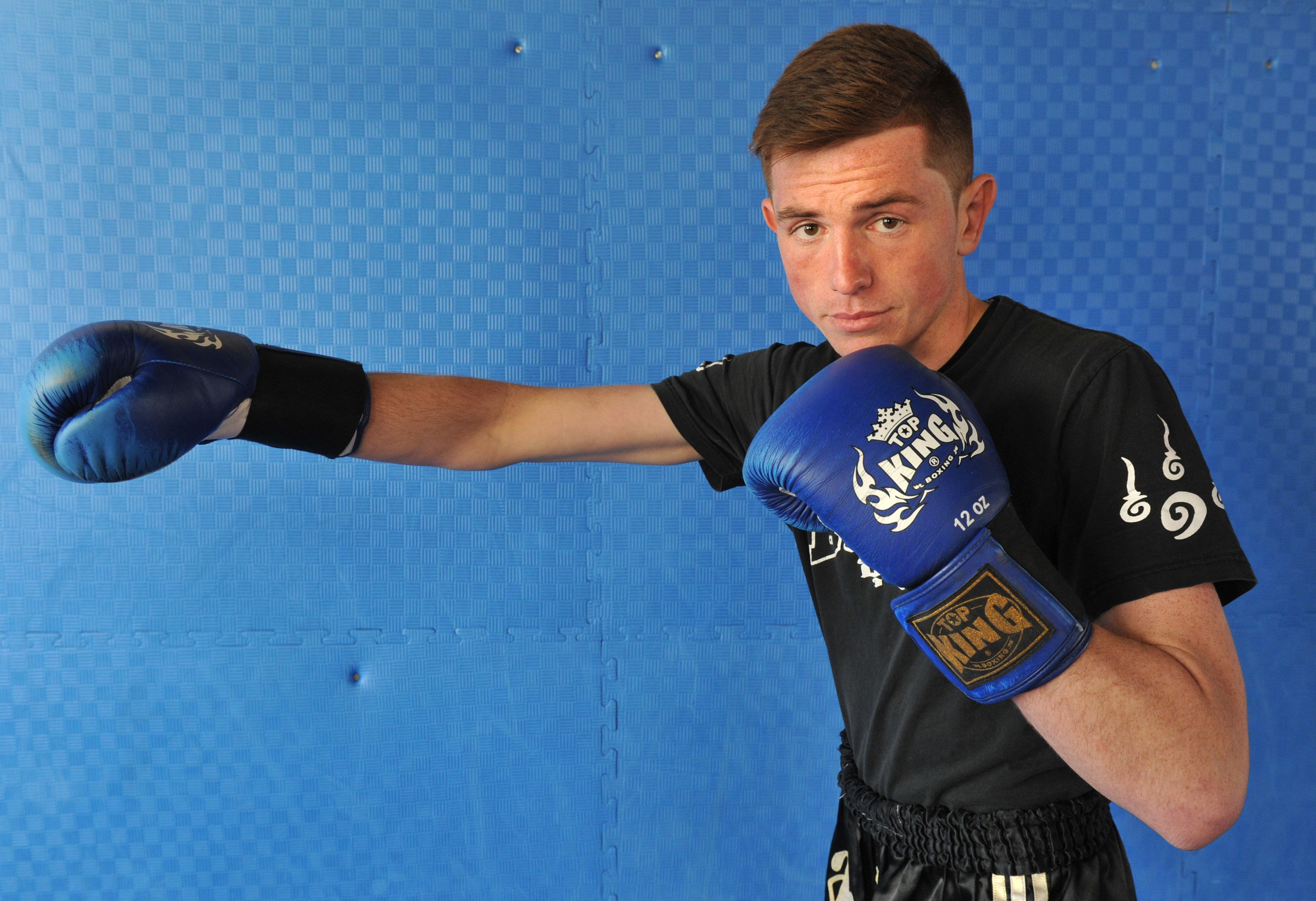 Kickboxing: Sutton sets sights on King in the Ring | Otago Daily