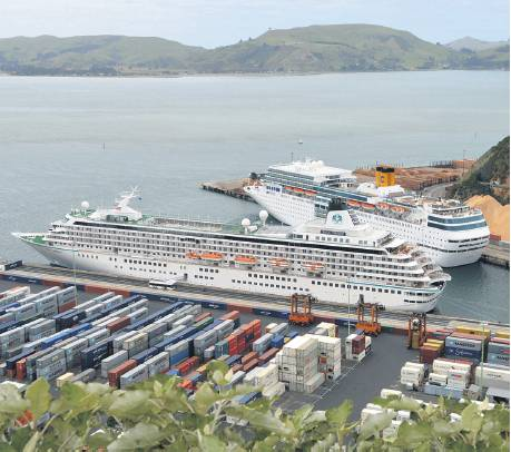 Preparing for super-size cruise ships | Otago Daily Times Online News