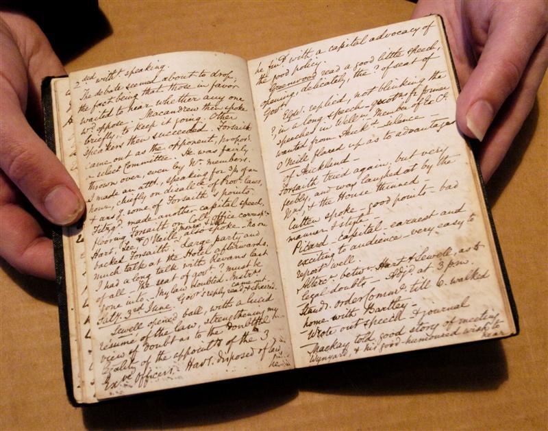 Written journal