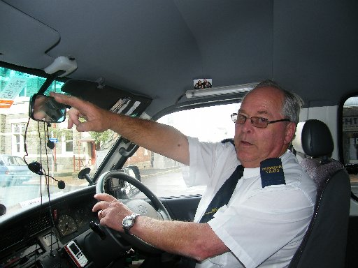 Taxi Camera Call Questioned Otago Daily Times Online News