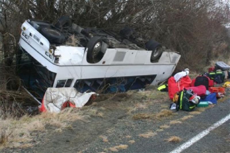 Milford Bus Crash Victim Named Otago Daily Times Online News