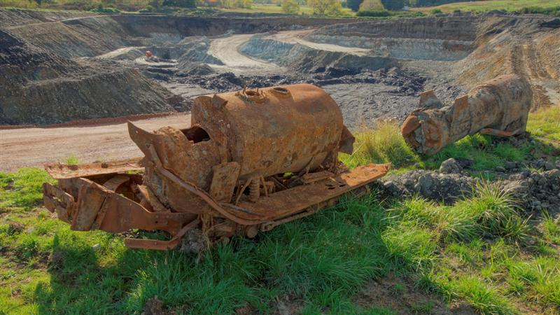 unearthed steam locomotive a possible project otago