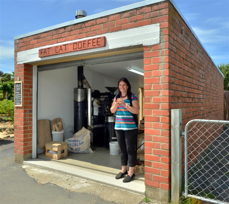 coffee blend name inspired by locale otago daily times online news