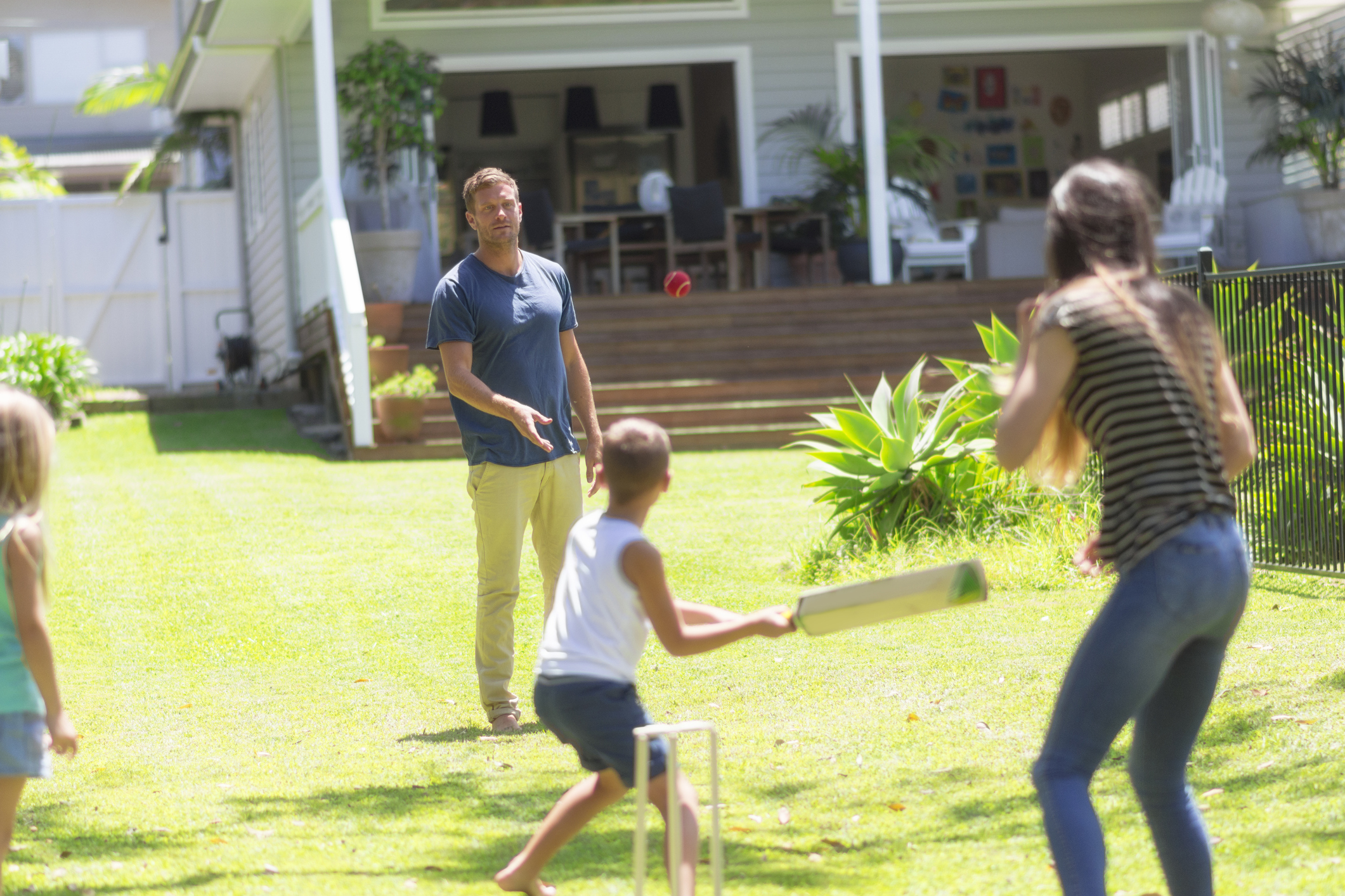 back yard rules we know and love otago daily times online news