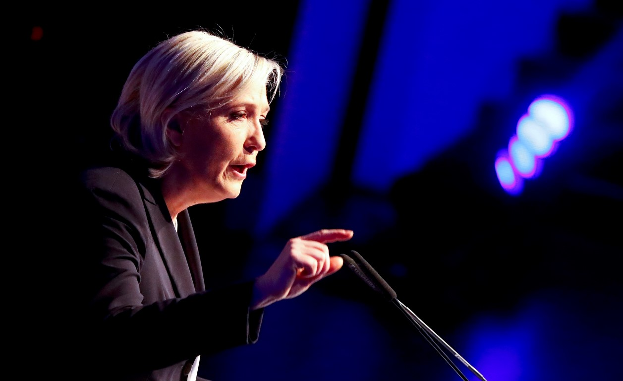 Time for Europe to wake up - Le Pen