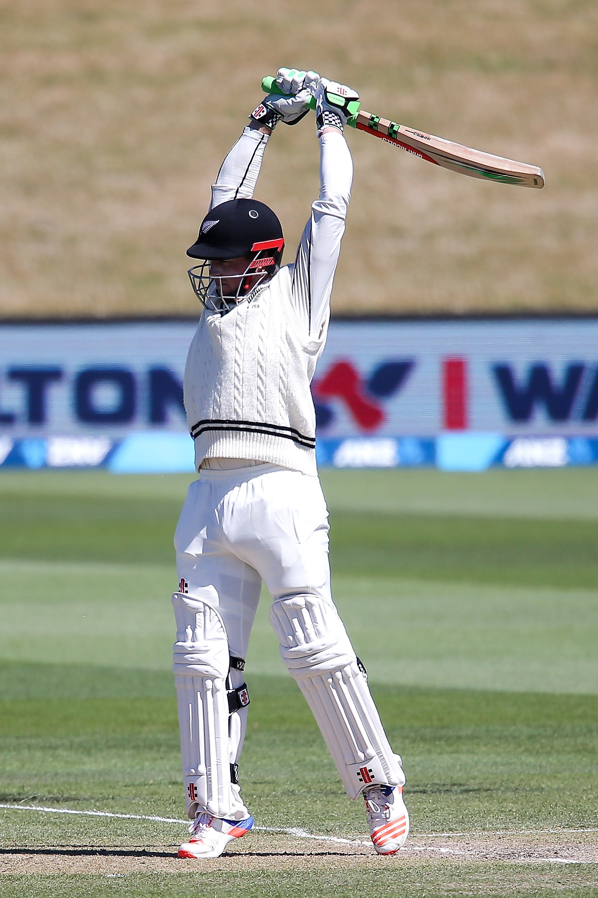 Black Caps take command of second test