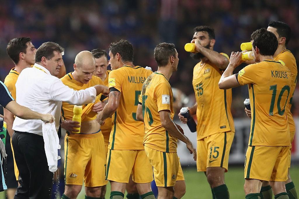 Will Australia rejoin Oceania?