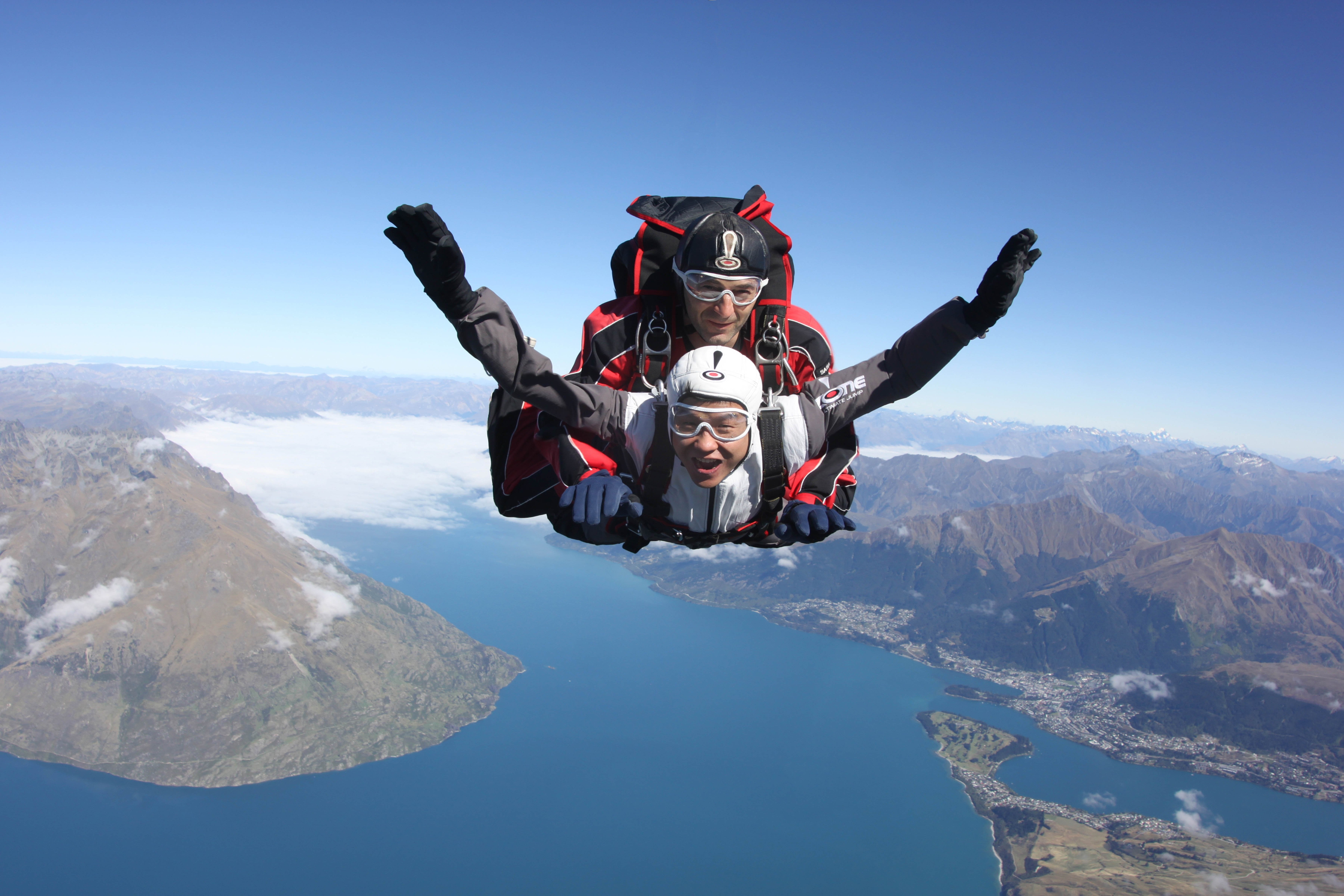 Skydiving Low Turn Queried Otago Daily Times Online News