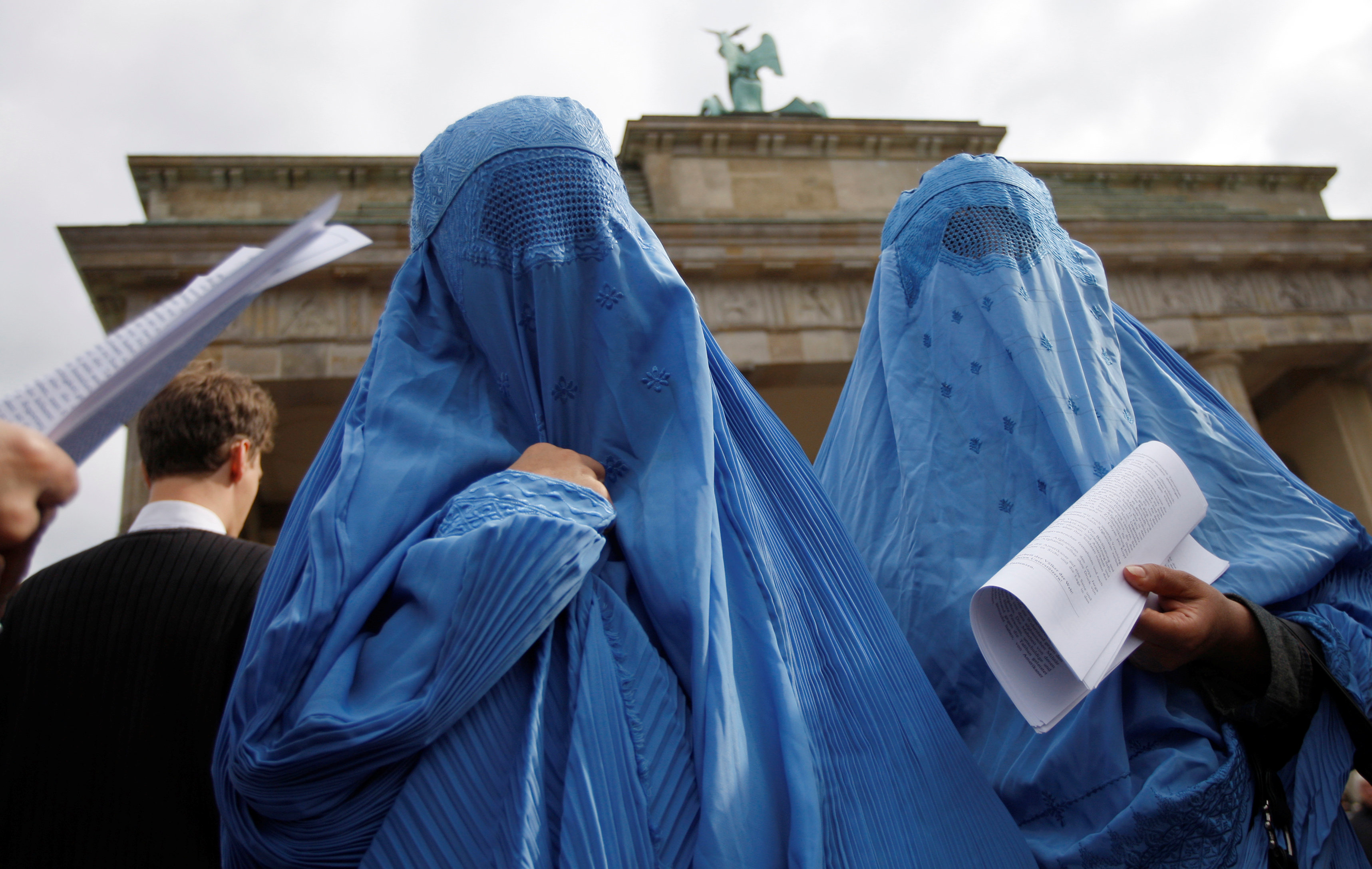 banning the burqa President sarkozy of france has reignited the debate about how muslim women in europe should dress by calling for a ban on clothing that, as he puts it, imprisons women and undermines their dignity but in this burqa debate the voices of muslim women are strangely absent for many men and women, the.