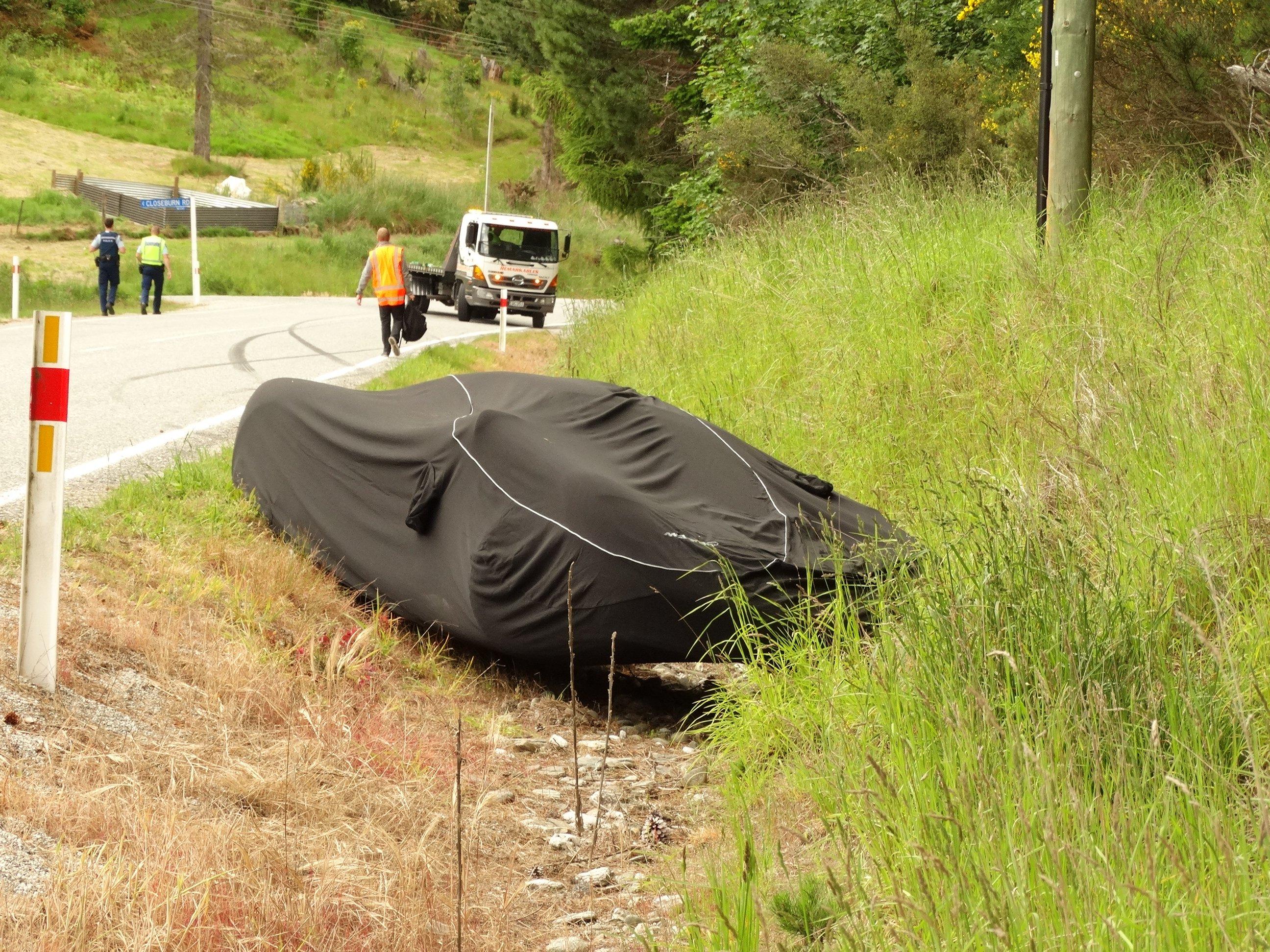 Sports car crash driver granted diversion