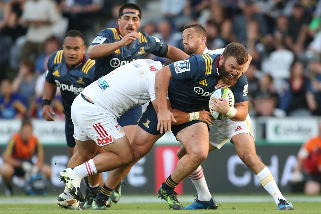 Highlanders lose Super Rugby opener