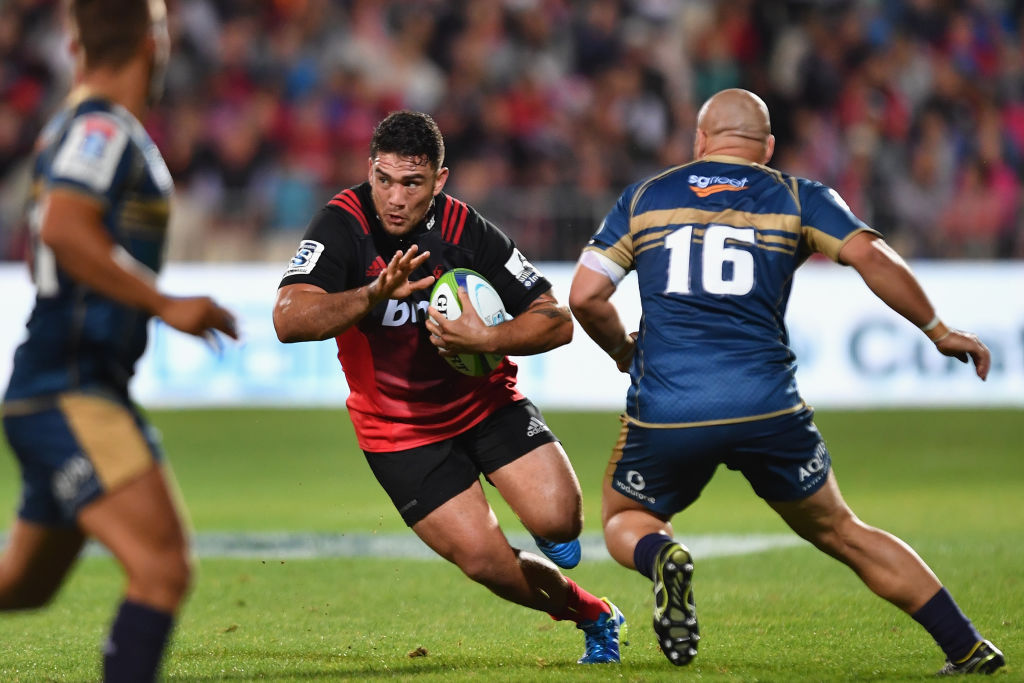 Crusaders hold on to beat Brumbies