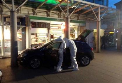 One dead in Heidelberg car attack
