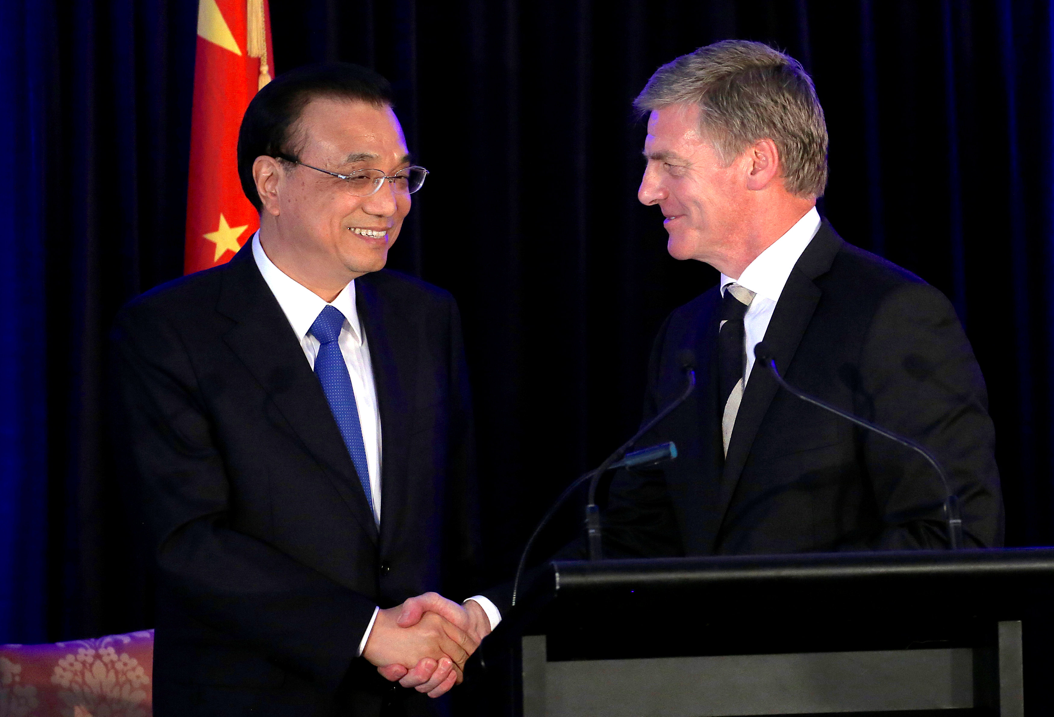 NZ-China trade deal to be 'upgraded'