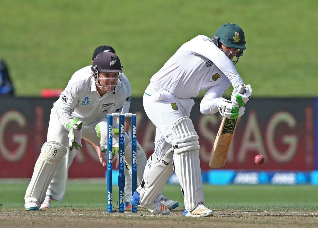NZ battle to good position