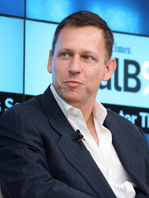 Thiel deal a problem, minister told
